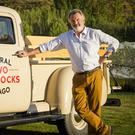 Double jobber: Actor Sam Neill has four organic vineyards in New Zealand