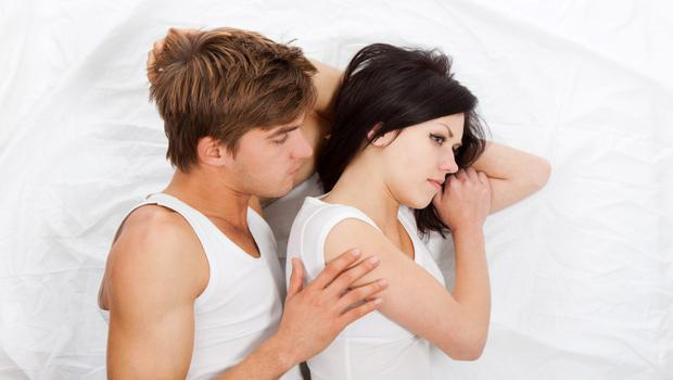 A woman's libido can rise or fall due to a number of reasons