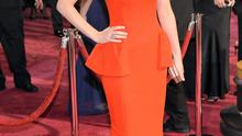 Sixty naked images of the Oscar-winning actress Jennifer Lawrence have been leaked online
