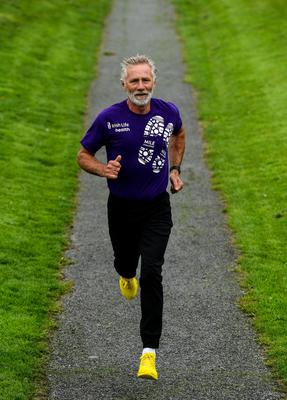 Eamonn Coghlan says the most important thing about running is to get the basics right