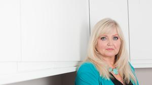 'All I want forChristmas is to be around for a few more Christmases,' said Linda Nolan, pictured here in 2015. 'That would be the best present of all'