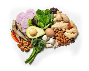 A selection of the foods which will boost your brain power