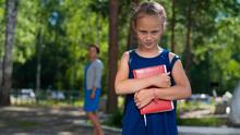 Encourage your child to share his or her fears