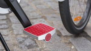 Connected Cycle Bike Pedal, €100 on pre-order from Expansys.ie