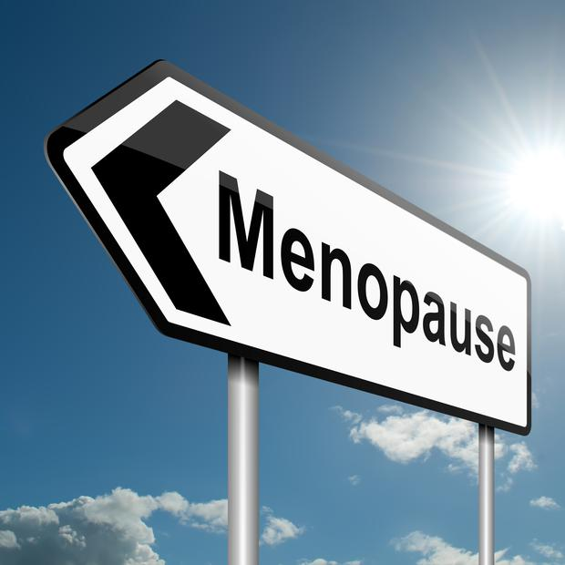 More women are being encouraged to speak openly about the problems they have with menopause