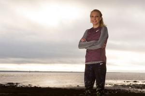 """Paula Radcliffe, women's marathon world record holder, is an ambassador for Revive Active vitamin supplement. Photo: Andrew Downes"