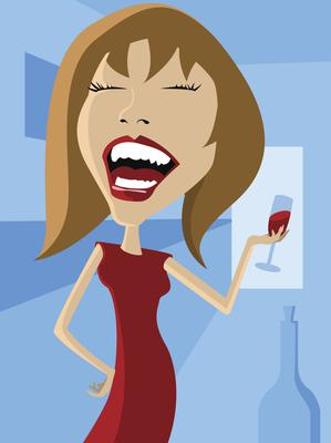 For many people, excess drinking is no laughing matter