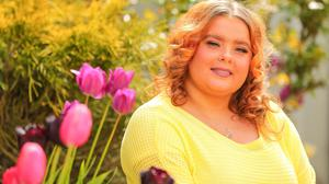 Rebecca Houlihan is hoping to educate people on the effects of asthma. Photo: Gerry Mooney