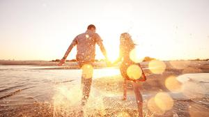 Despite being in a happy relationship, things can crop up which make you reconsider things. Stock image.