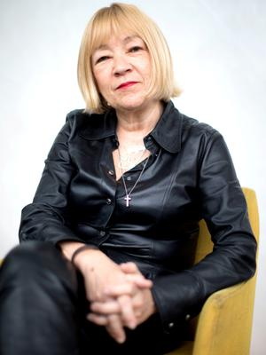 REAL SEX LIFE: Cindy Gallop seeks to educate and inform about sex through her website.