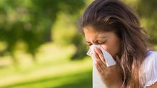 This is a tough time of year for hay fever sufferers