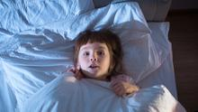 It is common for distruption in children's sleep to be the first sign that they are more unsettled generally
