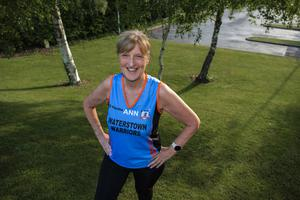 Ann Battersby at Waterstown Park, Palmerston, Dublin. Photo: Douglas O'Connor