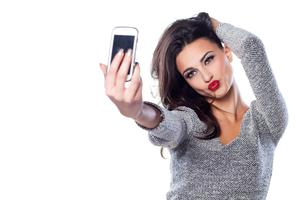 Selfies can take a life of their own