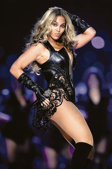 Beyonce may be involved in the Fifty Shades of Grey soundtrack