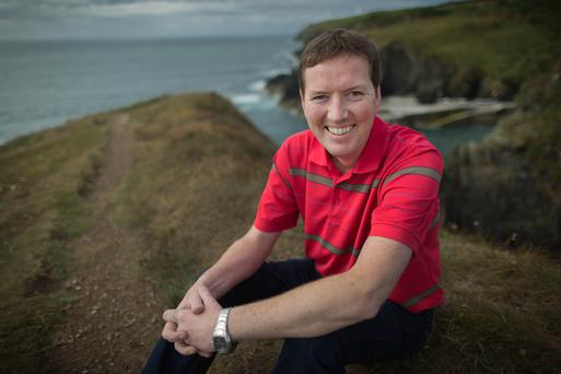 John Breen pictured near his home in Tramore, County Waterford. Picture: Dylan Vaughan