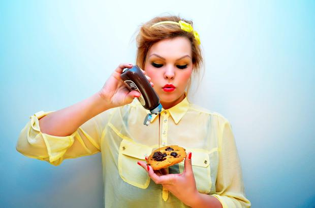 Guilty pleasure or addiction? Small indulgences can become an obsession.