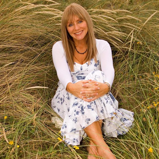 Reaching out: Singer Frances Black, who battled addiction, says Irish people often struggle to ask for help.