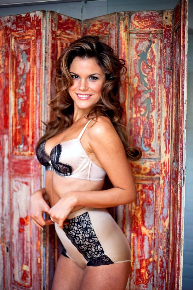 Roz Lipsett does SoulCycle workouts when in the US