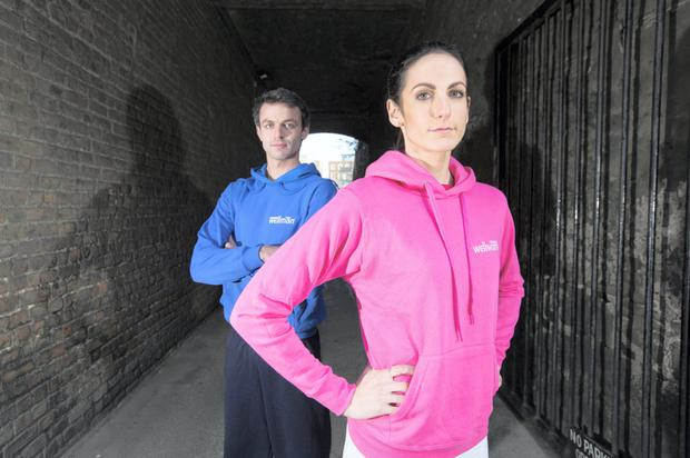 Thomas and Jessie Barr are hoping to compete in Rio 2016