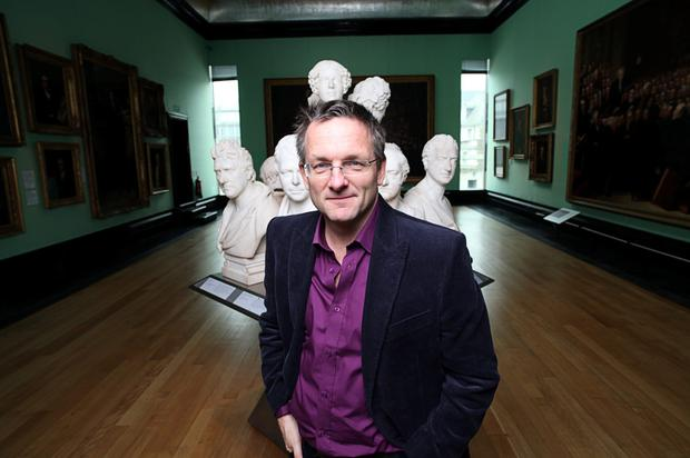 Dr Michael Mosley, inventor of the 5:2 Diet