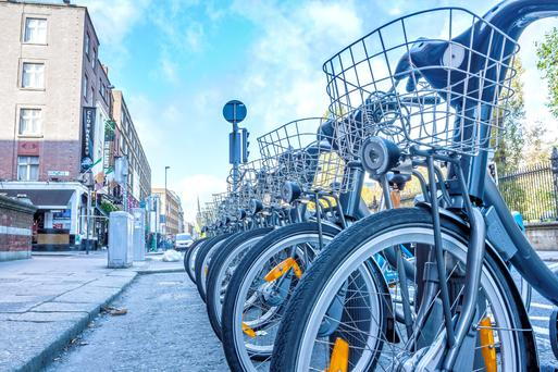 Last year Dublin City Council (DCC) said that the number of people commuting into the capital by bike had jumped by 15pc between 2012 and 2013.