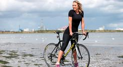 Me and my bike: Kathryn Thomas