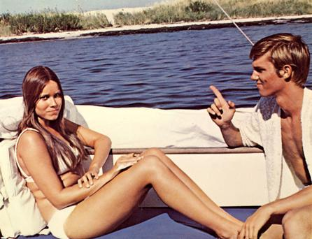 In summer we wear a lot less: And we'd like to feel comfortable while doing that. The characters in 1969 film Last Summer show us the way