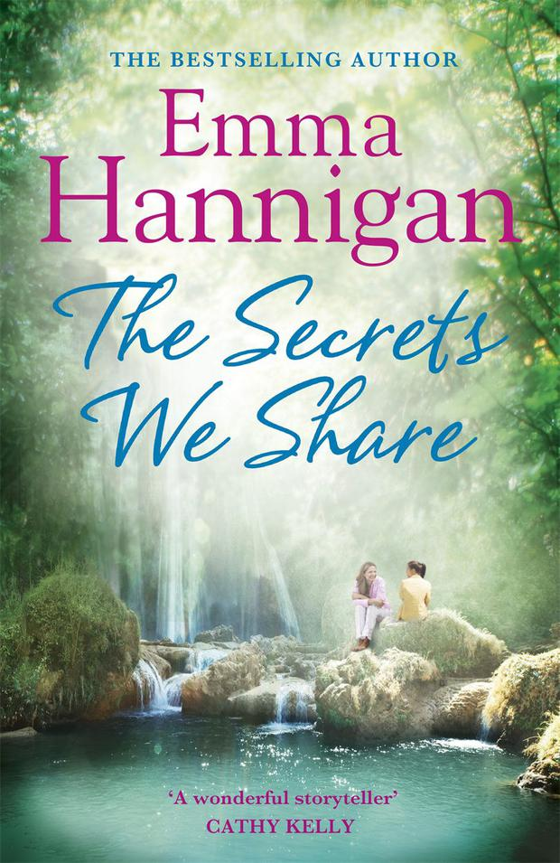 'The Secrets We Share' by Emma Hannigan