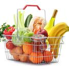 A healthy food basket doesn't come cheap