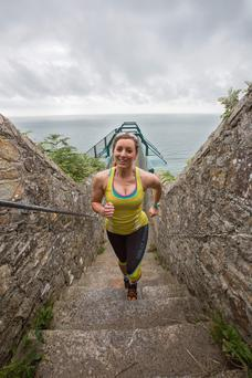 Sinead Desmond: 'The bottom line is that running makes me feel good'