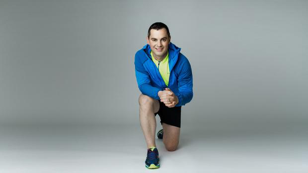 Healthy nation: Karl Henry is calling on the government to step up its battle with the bulge. Photo: Mark Nixon