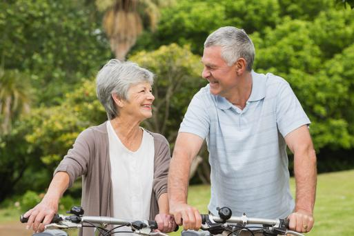 Keep fit to reduce the risk of dementia