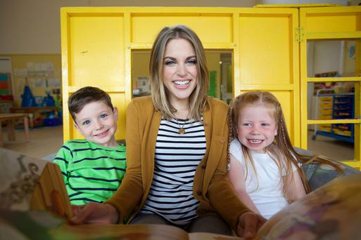 Amy Huberman is calling on the Irish public to support Buckets for Barnardos, supported by Mondelez Ireland, on Friday 18th September. The charity's national collection day will see collectors take to the streets in towns and cities across the country, raising vital funds for Barnardos' work with children and families. If you don't see a Barnardos collector on the streets today, please text BUCKET to 50300 to donate €4* to Barnardos.