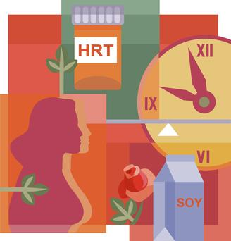 Menopause - safe effective remedies are available.