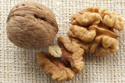 Walnuts - linked to a better quality diet.