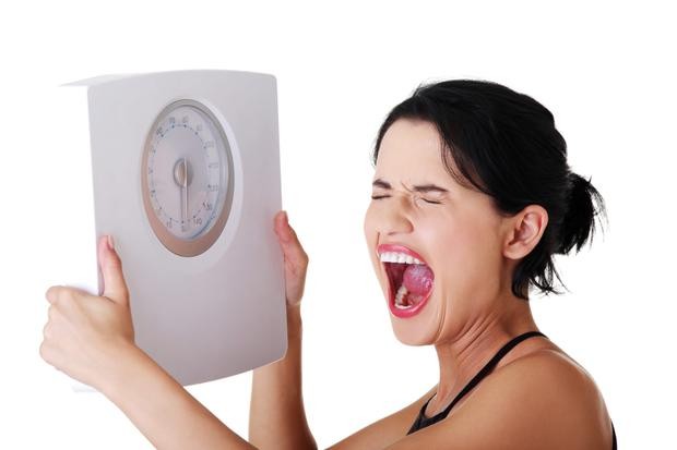 It gets more difficult to lose weight the longer you diet
