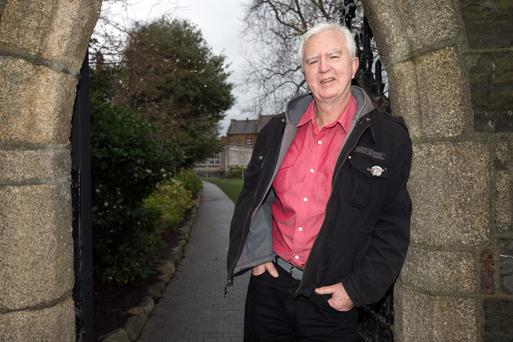Not Himself: John Masterson did not realise that a statins medication had changed his mood.