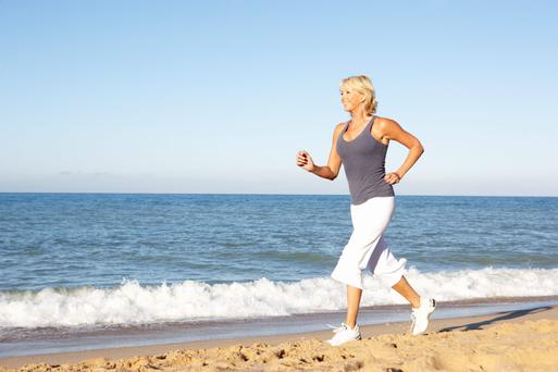 The motivation for the majority of people who exercise is good health.