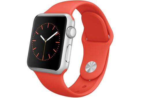 Apple Watch Sport, €429, available from www.harveynorman.ie, online only.