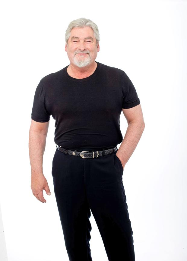 Personal trainer Pat Henry