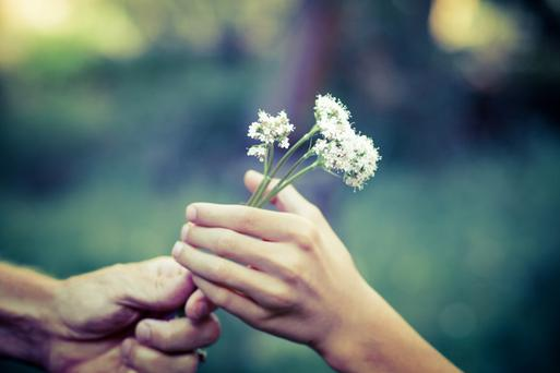 Kindness boosts so-called 'feel-good' chemicals in your brain.