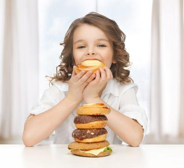One in four children are overweight or obese
