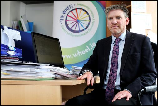 Regulation plea: Ivan Cooper, director of public policy at The Wheel. Photo: Steve Humphreys