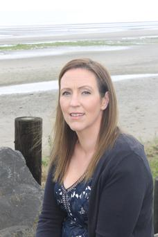 Aisling Moore was pregnant when she discovered she had melanoma.