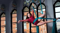 Tribe Fitness and Dance has become something of a second home for Kate Finegan. Photo: Marc O'Sullivan