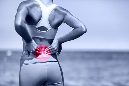 Back pain is now one of the major causes of people being out of work for long periods