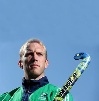 Goalkeeper David Harte made his international debut in 2006. Photo: Gerry Mooney.