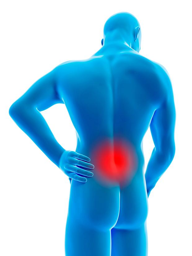Exercise is recommended for those suffering from lower back pain