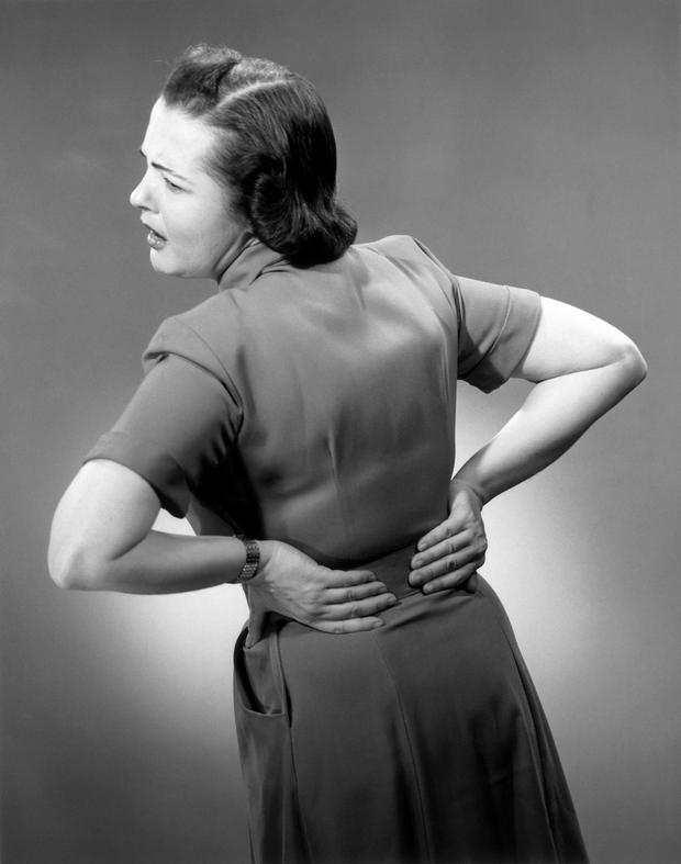 Back pain now affects one in 10 people